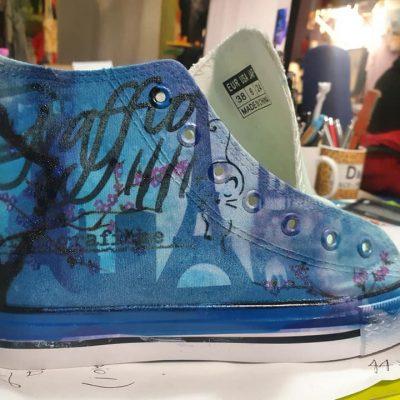 Personalizzazione scarpe